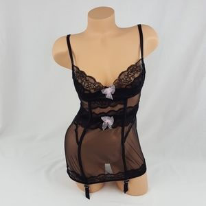 Victoria's secret black slip pick your sz NWT